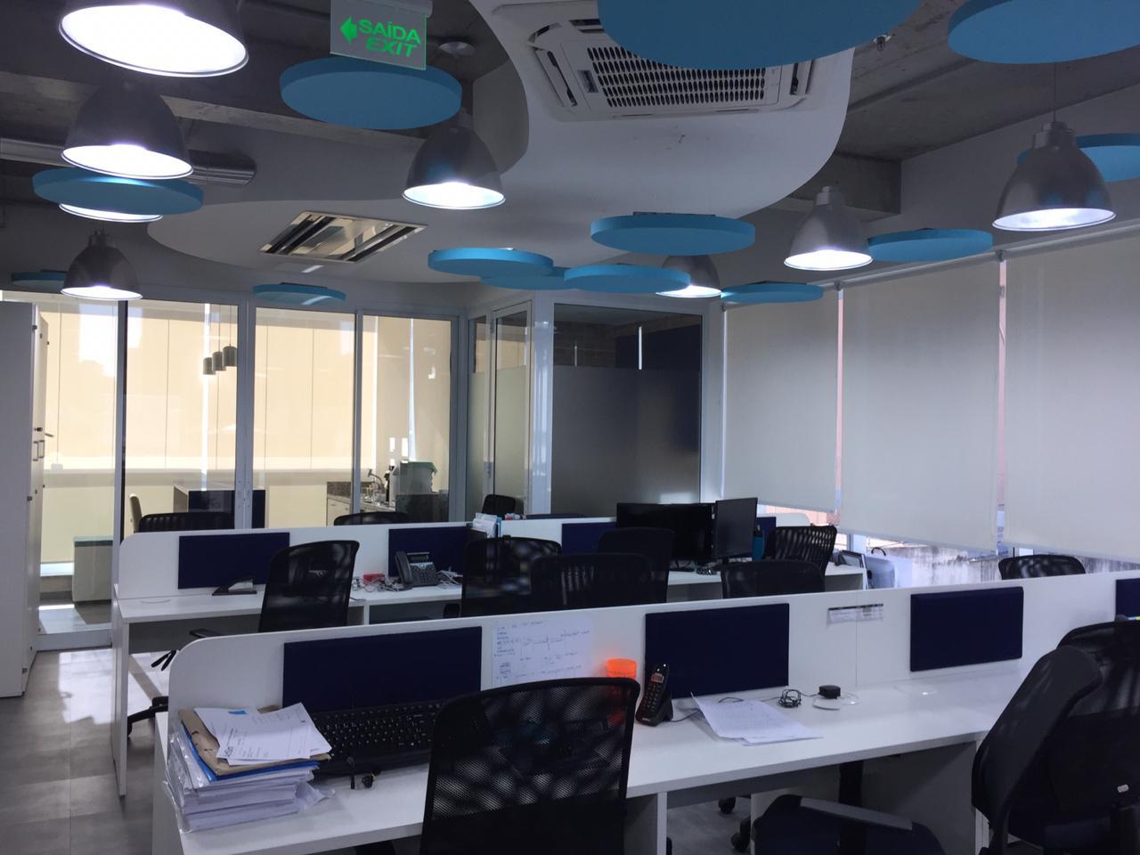 Imagem 3 - Escritório Angola Cables - São Paulo - SP - Reforma Geral